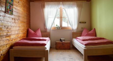 Schlafzimmer Heukammer